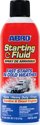 sf-650 starting fluid